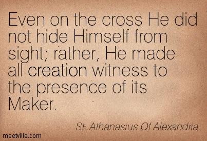 Athanasius meme