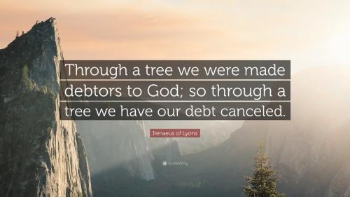 Irenaeus quote meme