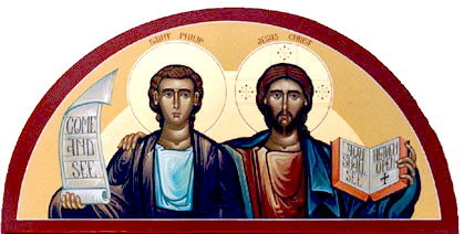 Image result for st. philip and james