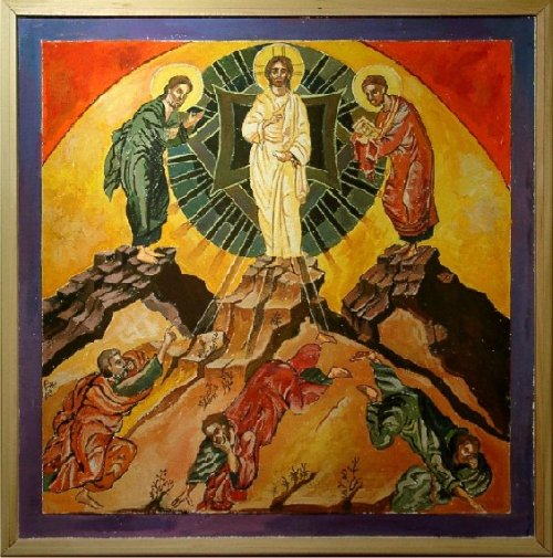Image result for the transfiguration