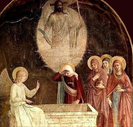 Lutheran in SC: Joanna, Mary, and Salome, Myrrhbearers